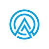 Oa white logo
